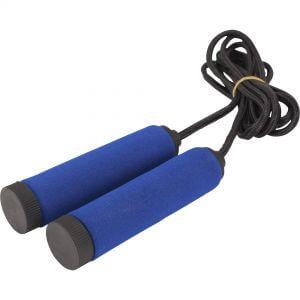 Springseil Blau/Schwarz 270 cm