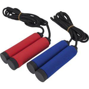 Springseil in Rot oder Blau