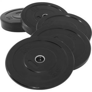 Bumper Plates 5-25 KG