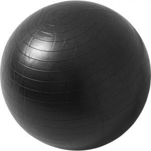 Gymnastik Fitness Sitzball Schwarz 65 cm