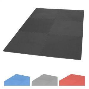 Schutzmattenset 6 Matten + 12 Endstücke in verschiedenen Farben
